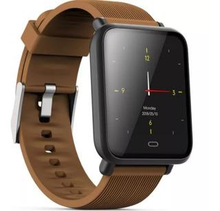 Smartwatch Relógio Inteligente Q9 Monit Cardíaco Pressão Art