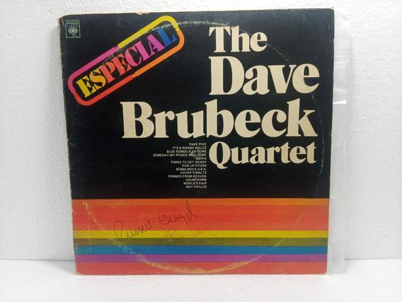 Lp Vinil The Dave Brubeck Quartet Especial