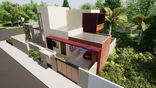 Sobrado Com 3 Dormitórios À Venda, 167 M² Por R$ 790.000 - Paese - Itapoá/sc - So0104