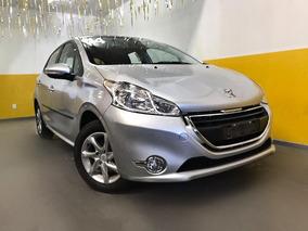 Peugeot 208 1.5 Allure Flex 2014