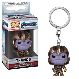 Llavero Funko Pop Thanos Endgame Nvo Avengers