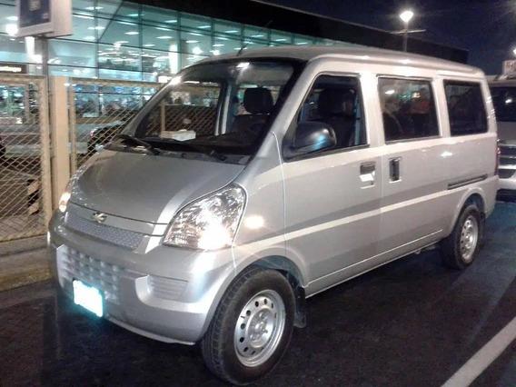 Vendo Minivan Chevrolet N300, Version Full Año2014