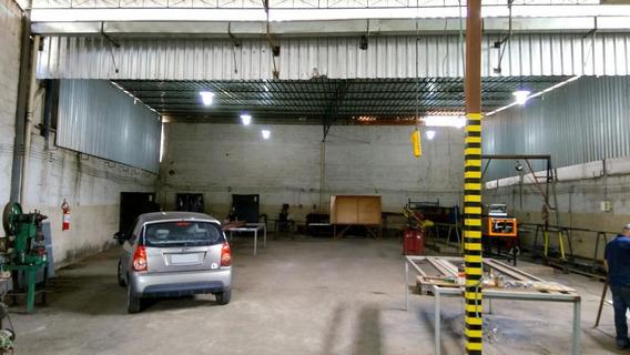 Galpão Para Venda - Galpão Com 430 M² Com Escritório Adminis - 802