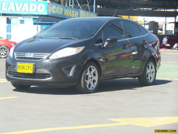 Ford Fiesta Se Mt 1600 Aa Ab