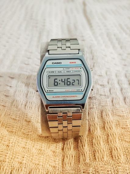 Relógio Casio Ultra Thin Raro 1980