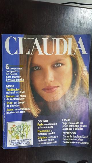 Revista Claudia N° 264 De 1983