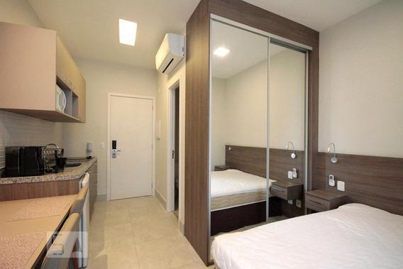 Apartamento Para Aluguel - Centro, 1 Quarto, 21 - 893114666