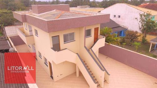 Imagem 1 de 30 de Casa Com 1 Dormitório À Venda, 35 M² Por R$ 130.000,00 - Jardim América - Itanhaém/sp - Ca1201