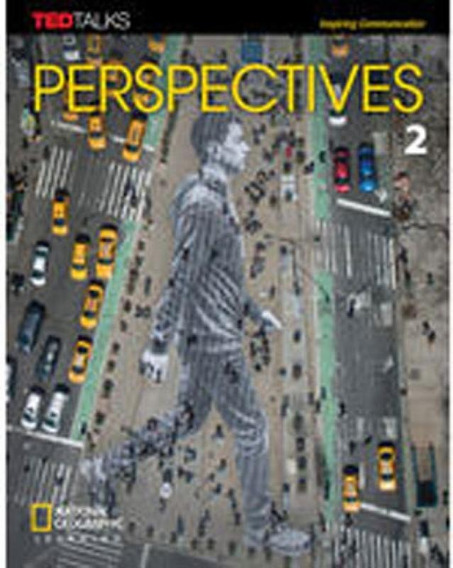 Perspectives 2 - American Edition - Student Book With Online