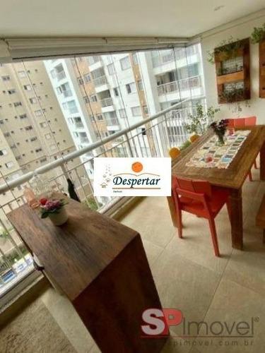 08330 -  Apartamento 2 Dorms. (1 Suíte), Vila Leopoldina - São Paulo/sp - 8330