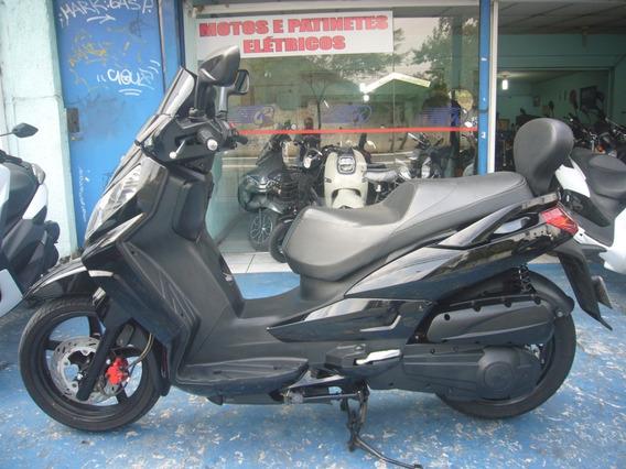 Dafra Citycom 300 I 2012 Preta R$ 10.599 Baixo Km Troca