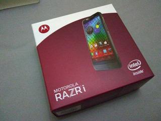 Motorola Razr I Xt890 ¡ Solo Vendo La Caja Y Manuales !