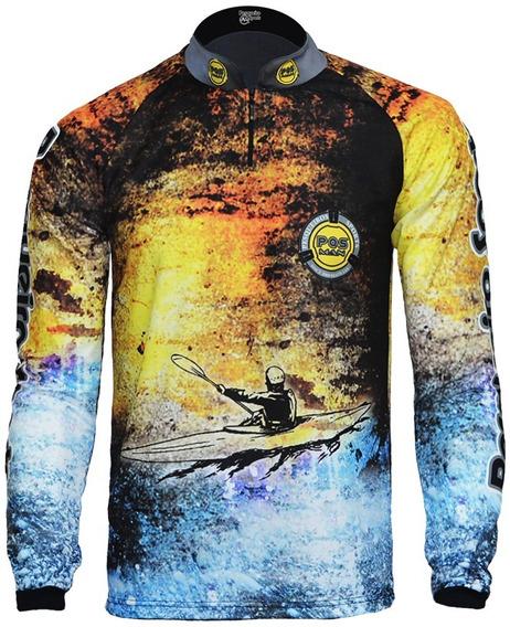 Camiseta De Pesca Dryfit Uv 50+ Vários Modelos
