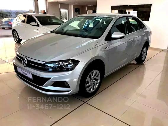 Virtus Trendline 0km Manual 2020 Precio Volkswagen Nuevo 021