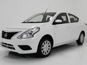Nissan Versa 1.6 16v Flex S 4p Manual Sem Entrada