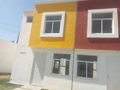 Ultima Casa En Privada Porton Electrico Aceptamos Infonavit