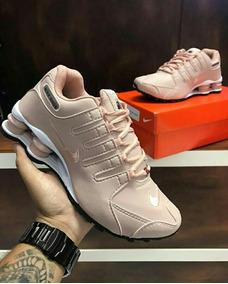 Nike Shox Nz Rosa