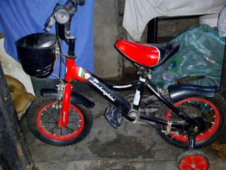 Bicicleta De Niño Lomborghini