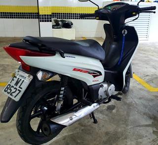 Honda Biz 125 Flex - 2015 - Partida Elétrica - Freio A Disco