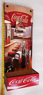 Coca Cola Vintage Destapador Cartel Bar Deposito Corcholatas