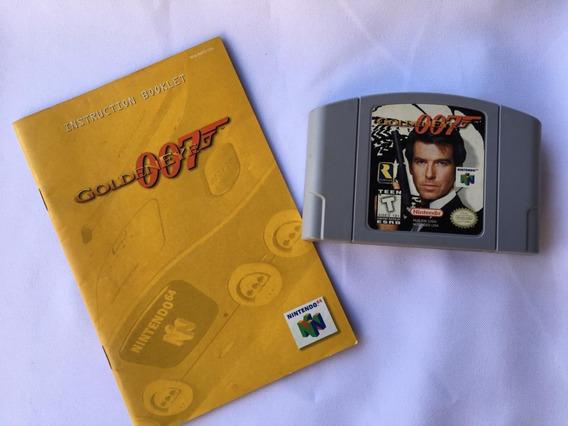 007 Golden Eye Nintendo 64