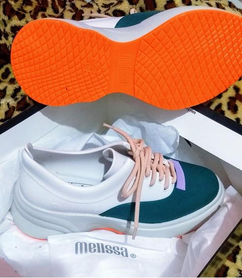 Melissa Ugly Sneaker Número 36 Novo, Nunca Usado