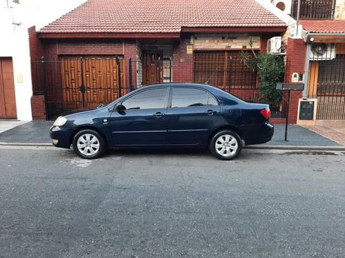 Toyota Corolla 1.8 Xei At 4 P 2006