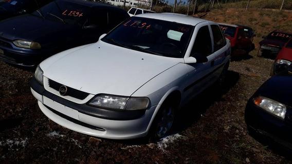 Sucata Vectra 98 2.0 8v Gasolina - Rs Auto Peças Farroupilha