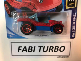 Hot Wheels 2019 - Spider Mobile Buggy Homem Aranha