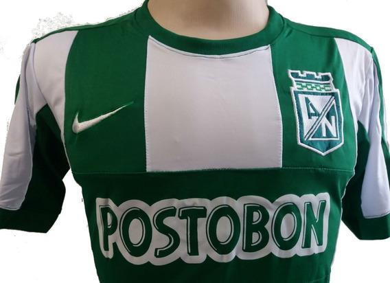Camisa Atletico Nacional