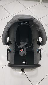 Bebê Conforto Safety 1st Semi Novo Cinza