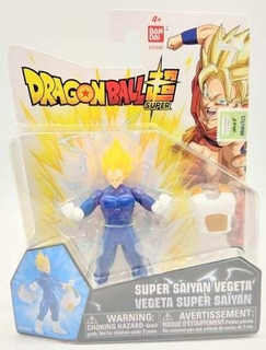 Muñeco Dragon Ball Vegeta Original Bandai