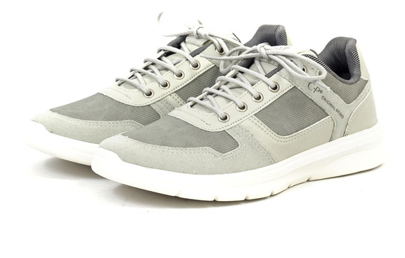 Zapatillas Hombre Net90 Cuero Ecologico