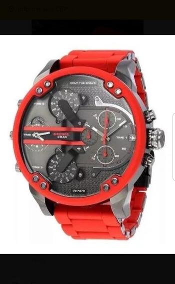 Relógio Diesel Dz7370 Mr. Daddy 100% Original