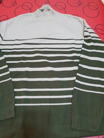Sweater De Hilo De Mujer Talle Único Impecable