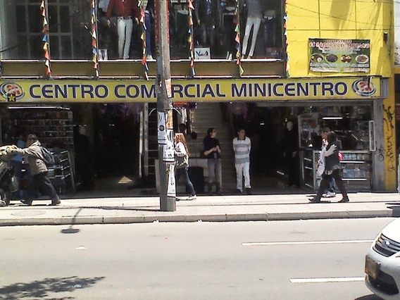 Arriendo Local En Minicentro Chapinero ,gran Oportunidad