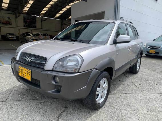 Hyundai Tucson Gls At 2.7 Gasolina Mod 2006