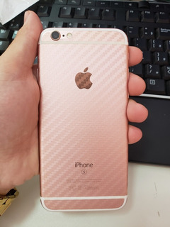 iPhone 6s Rose 32gb Impecável