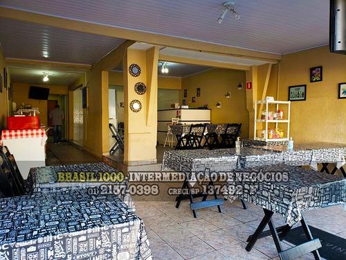 Imagem 1 de 6 de Restaurante, Jd. Independência, Sbc. (cód. 2117)