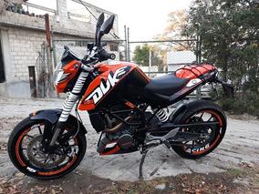 Venta Ktm Duke 200cc 2016 Todo En Orden.