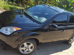 Ford Fiesta Flex 1.0 Preto Completo Novíssimo!