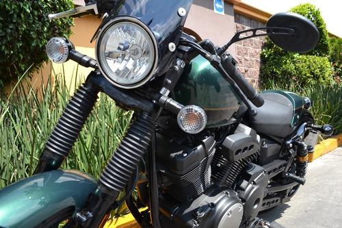 Imagen 1 de 15 de Impecable Yamaha Bolt 950 Muy Llamativa Poco Uso Como Nueva
