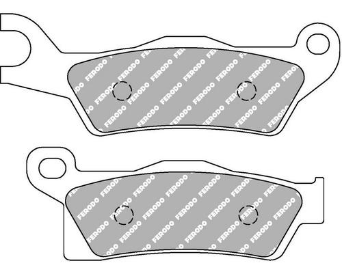 2 Pads Delanteros Derecha Juego de Pastillas Carbono fit for Can-Am ATV 1000 Renegade XXC 12 13 14 15 2012 2013 2014 2015 1 Pair