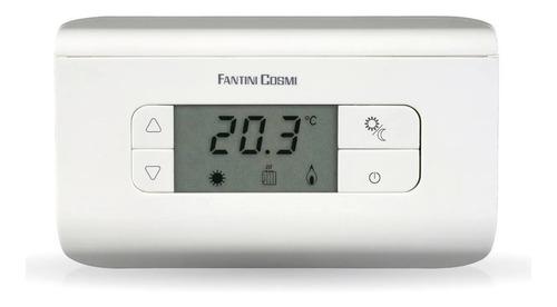 Termostato De Ambiente Digital Fantini Cosmi Ch115-16