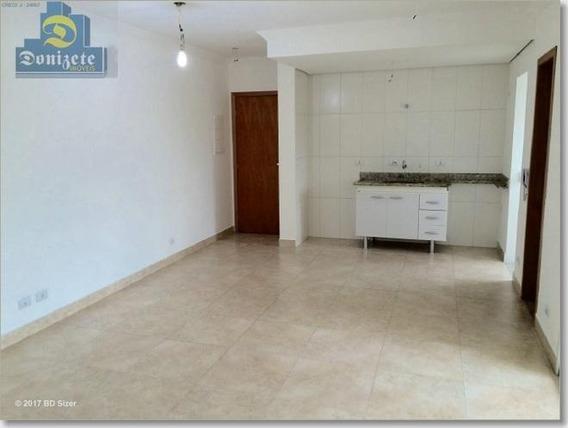 Apartamento Residencial Para Venda E Locação, Jardim Bela Vista, Santo André - Ap0269. - Ap0269