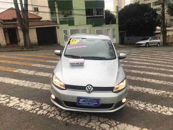 Volkswagen Fox 1.6 Confortiline 2018 10.000 Km S/entrada ;