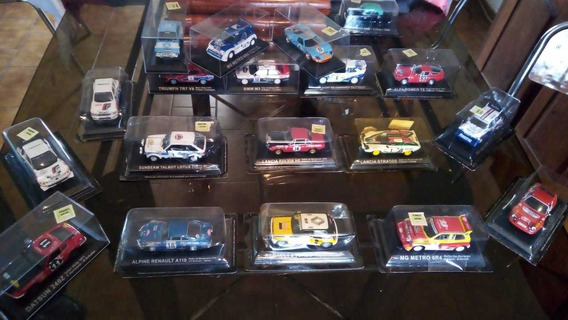 Autos De Coleccion En Escala