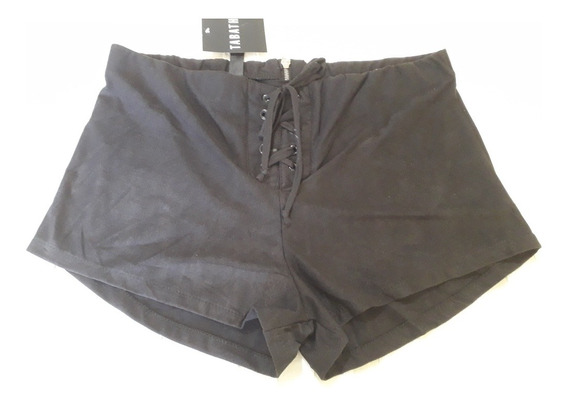 Short Negro Tabatha Talle 3