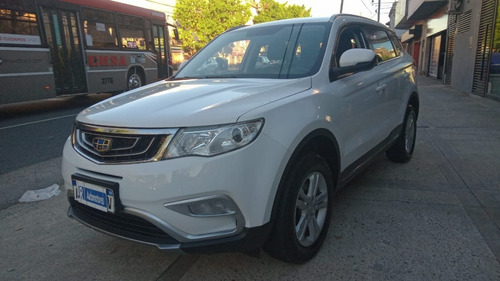 Geely  Emgrand X7 Sport Gs Full 4x2 Mt 2.0