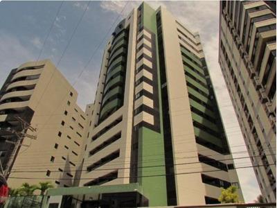 Apartamento Alto Padrão No Melhor Do Farol -maceió - Alagoas